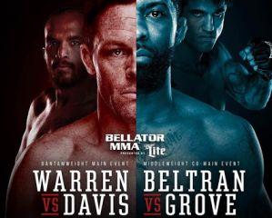 Bellator 143 - Video! Full wersja