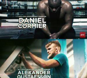 Countdown to UFC 192: Cormier vs Gustafsson, Hendricks vs Woodley i Bader vs Evans!