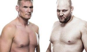 Ben Rothwell vs Josh Barnett na UFC on FOX 18