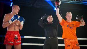 Adrian Valentin triumfuje na Gali Muay Thai A1 w Koninie