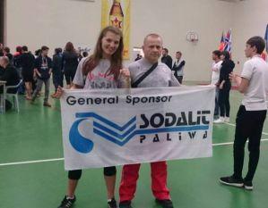 Katarzyna Posiadała zdobyła Mistrzostwo Europy Muay Thai!