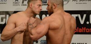 FFC 21: Marcin Prachnio mistrzem w kategorii półciężkiej!