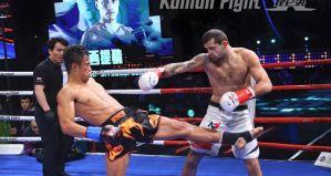 Święto Kickboxingu w Fight Box HD! Kunlun Fight 76 z Chin na żywo!
