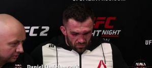 Daniel Omielańczuk vs Alexey Oleinik na UFC Fight Night 91
