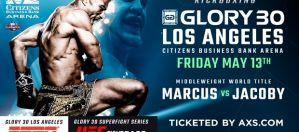 Glory 30 Los Angeles w pełnej krasie - karta walk!