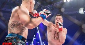 Mateusz Głąb po zwycięskiej walce na gali FEN 12! Wywiad!