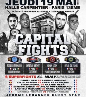 Yohan Lidon nokautuje high kickiem Karapeta Karapetyana na gali Capital Fights! Video!