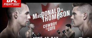 UFC Fight Night 89 - Video