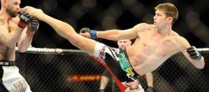 Stephen Thompson myślami przy walce o pas UFC w wadze półśredniej