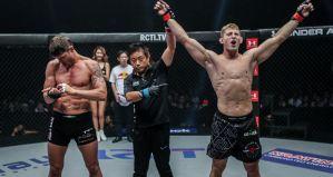 Marcin Prachnio vs Gilberto Galvao na One Championship Conquest of Kings