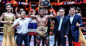 Kunlun Fight 53: Buakaw Banchamek ze Złotym Pasem Muay Thai! Wyniki i video!