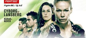 UFC Fight Night 95 - Video