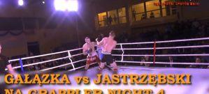 Jacek Gałązka vs Rafał Jastrzębski na Grappler Night 4! Video!