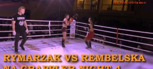 Dominika Rembelska vs Judyta Rymarzak na Grappler Night 4! Video!