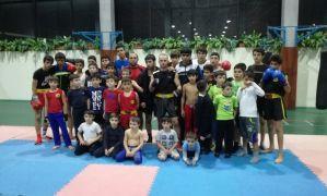 Konrad Bieńkowski, trener kadry nadorodwej Wushu Sanda, na Armenia Sanda Camp – część 3