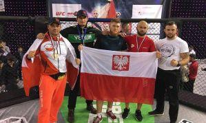 Otwarte Mistrzostwa Europy IMMAF - Paweł Zakrzewski i Marcin Kalata z medalami!