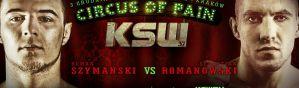 Roman Szymański vs Sebastian Romanowski na KSW 37