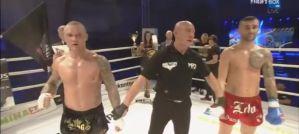 Walka Łukasz Pławecki vs Lello Perego na MFC 11! Video!