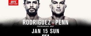 UFC Fight Night 103 - Video