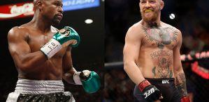 Bob Arum: ''UFC chce połowy pensji McGregora za walkę z Mayweatherem!''
