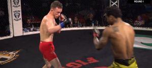 Obustronna dyskwalifikacja w MMA! Video