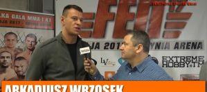 Arkadiusz Wrzosek: Będę walczyć w tym roku regularnie! Wywiad!