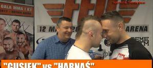 Dawid Haras i Grzegorz Gusiek - czy spotkają się w rewanżu?