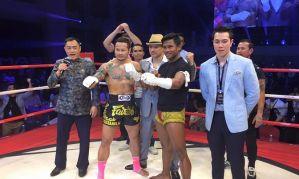 Yodsanklai Fairtex z szybkim zwycięstwem na pierwszym evencie MAS Fight w Chinach!