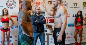 Vladimir Mineev zrewanżował się Maiquelowi Falcao na gali Fight Nights Global 63 - video!