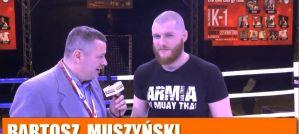 Bartosz Muszyński o walkach swoich zawodników na gali Extreme Energy Time! Wywiad!