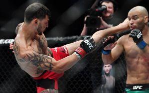 UFC Fight Night 108: Cub Swanson wypunktował Artema Lobova! Wyniki!