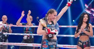 Iwona Nieroda po zwycięskiej walce na gali FEN 12! Wywiad!