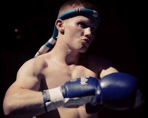 Rafał Niestrzęba mistrzem świata K-1 Global – wywiad!