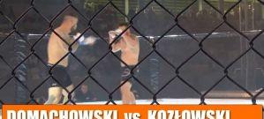Łukasz Domachowski vs Łukasz Kozłowski na Envio Fight Night 17! Video!