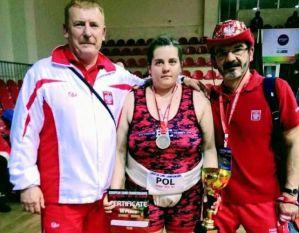 Natalia Brzykcy brązową medalistką ME w Sumo