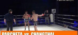 Marcin Parcheta vs Farsai Changthai na IV Kaliskiej Zawodowej Gali Federacji A1! Wideo!