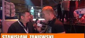 Stanisław Zaniewski o swojej walce w Estonii! Wywiad!