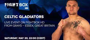 Celtic Gladiator 12 - już 20 maja na żywo w FightBox HD