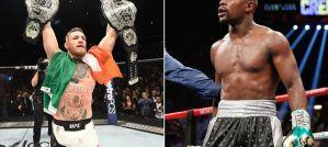 Conor McGregor podpisał kontrakt na walkę z Floydem Mayweatherem Jr.