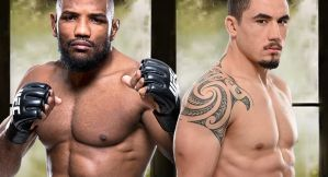 Yoel Romero vs Robert Whittaker o pas tymczasowy na UFC 213
