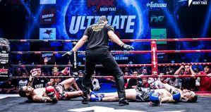 Obustronny nokaut na Max Muay Thai! Video