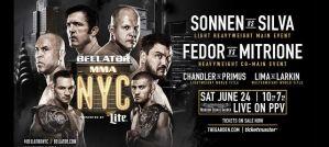 Bellator 180 New York - Video