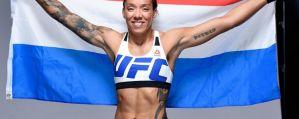 Germaine de Randamie pozbawiona pasa UFC