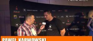 Paweł Karwowski podsumowuje galę House of Gladiators 1! Wywiad!