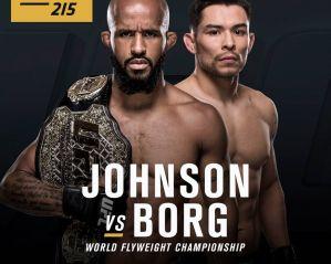 UFC 215: dwie walki o pasy dodane do karty walk!