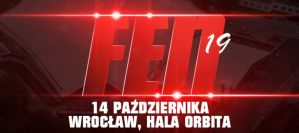 FEN 19 odbędzie się 14 października we Wrocławiu