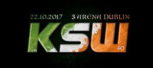 KSW zadebiutuje w Irlandii w październiku 2017