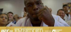 UFC 214 Embedded Vlog - Episode 1