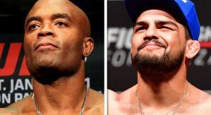 Anderson Silva vs Kelvin Gastelum na UFC Fight Night 122 w Szanghaju?