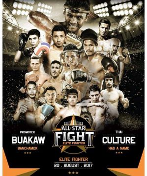 All Star Fight nowy projekt Buakawa